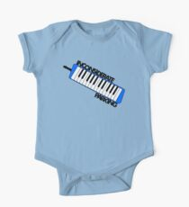Inconsiderate Parking - Melodica 2 One Piece - Short Sleeve