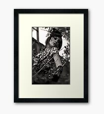 fashion Framed Print