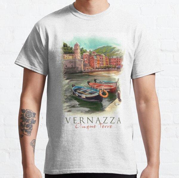 Vernazza Cinque Terre Classic T-Shirt