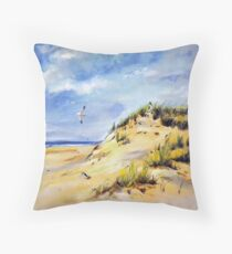 Seascape1 Throw Pillow