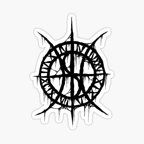 JDecker Sigil Sticker