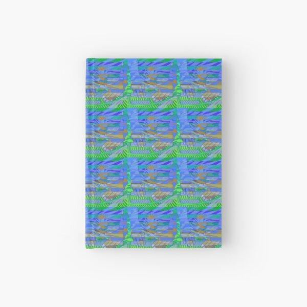 Hexagram 18: Ku (Reclamation) Hardcover Journal