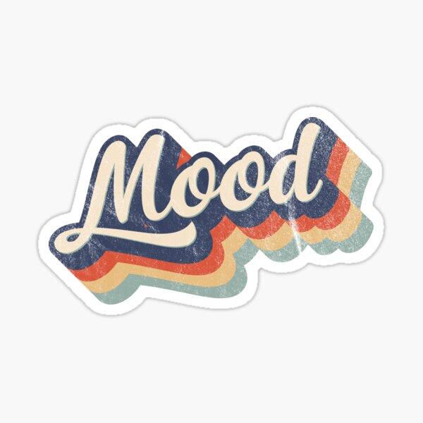 Mood Sticker