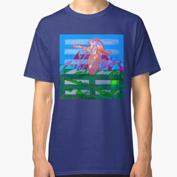 Hexagram 20: Kuan (Contemplation) Classic T-Shirt