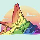 Pride Rock by TenkenNoKaiten