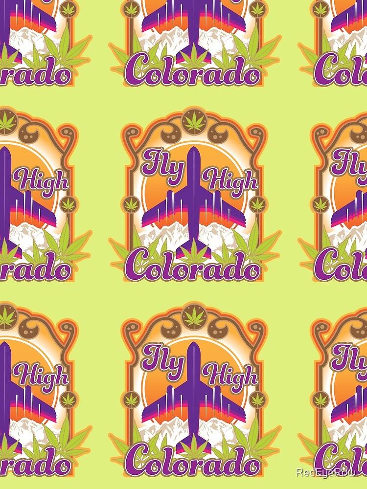 Fly High Colorado by RedEyeRow