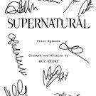 Supernatural by CapnMarshmallow
