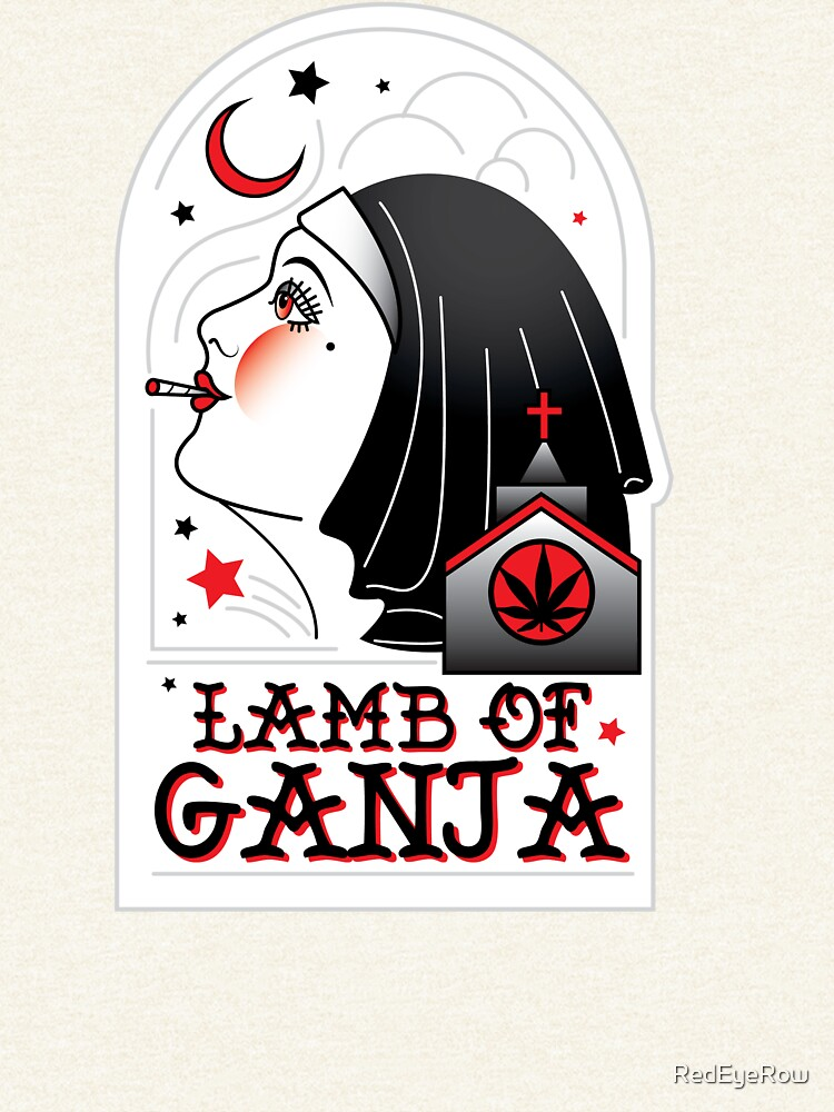 Lamb of Ganja by RedEyeRow