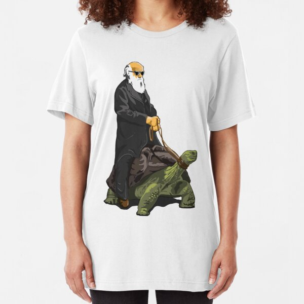 Galapagos Style Slim Fit T-Shirt