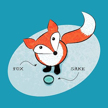 For Fox Sake by groovyspecs