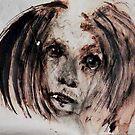 Face, Bernard Lacoque-47 by ArtLacoque
