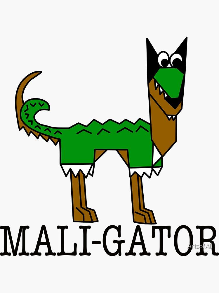 Maligator Too by ArtsofAll