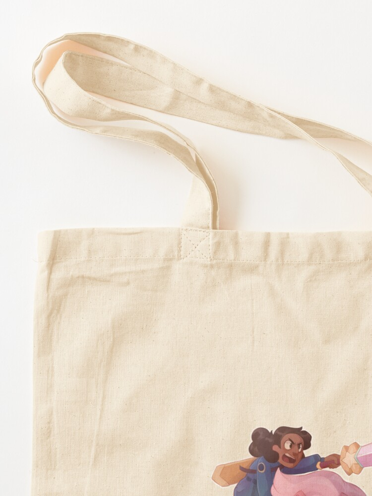 Alternate view of Connie and Lion Tote Bag
