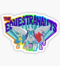 The Equestranuats - Bob-s Burgers Sticker
