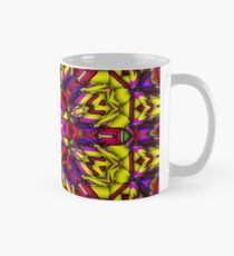 Abstract pattern, symmetrical 3 Mug