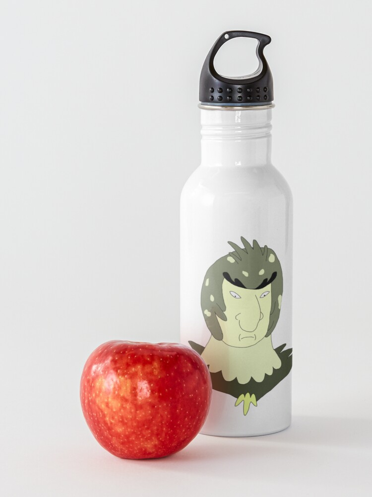 Alternate view of Bird Person can arrange that Rick and Morty Fan art Water Bottle