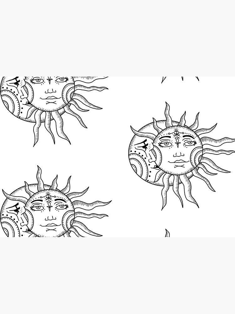 Sonne und Mond von mitchman5