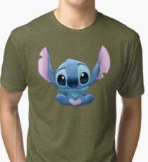 Stitch Heart Tri-blend T-Shirt