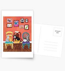 Heidi's Cats Postcards