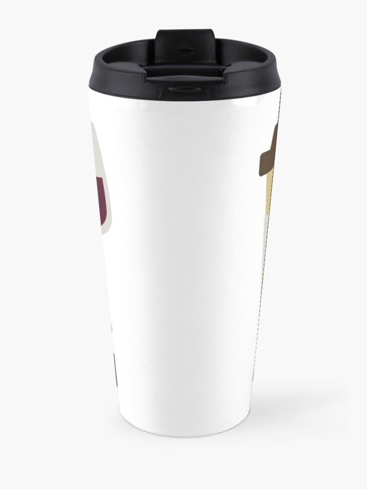 Alternate view of Coffee and Wine Time Travel Mug