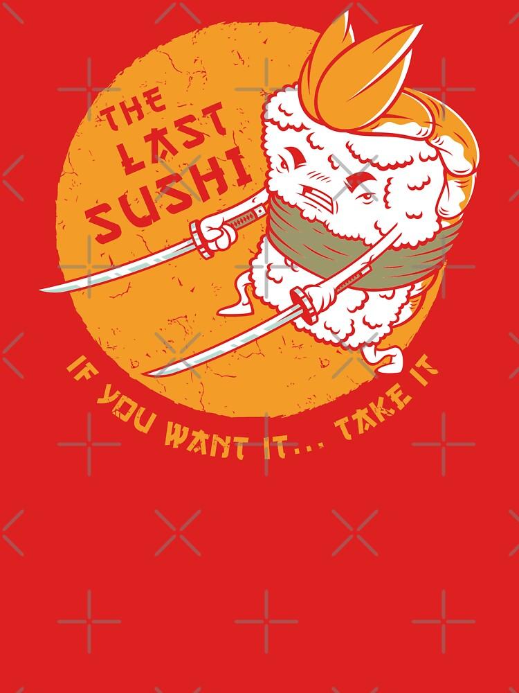 The Last Sushi | Unisex T-Shirt