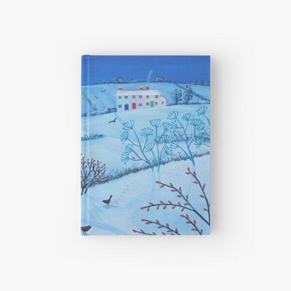 One Snowy Night Hardcover Journal
