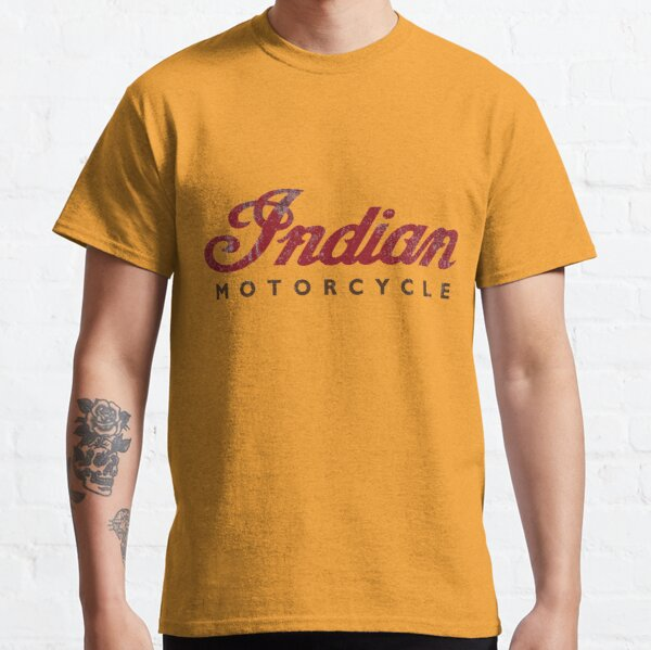 Indian Motorcycle Men/'s 1901 Salt Flats T-Shirt