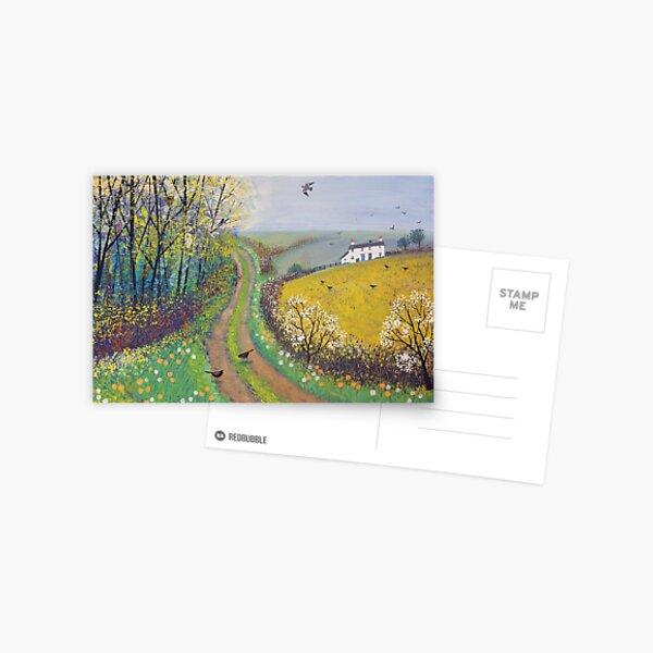 Spring Lane Postcard