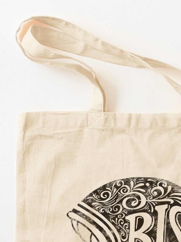 Alternate view of Risk It All Tote Bag