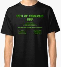 DEN OF DRAGONS BBS Classic T-Shirt