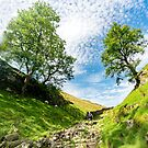 On the Way Up To Ingleborough by Stephen Knowles