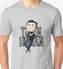 Token Human [Stiles Stilinski, The Bat-man] Unisex T-Shirt