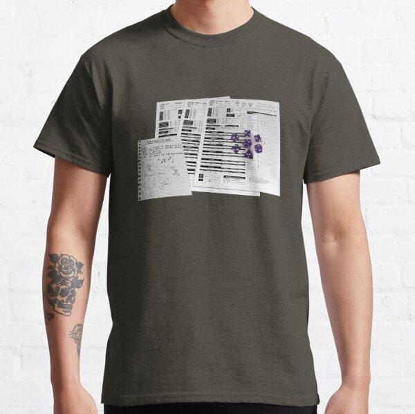 Spencer's Desk Classic T-Shirt