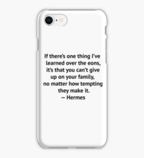 hermes iPhone Case/Skin