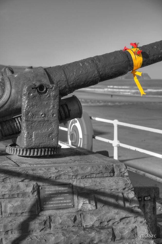 Yellow Ribbon by m0azc