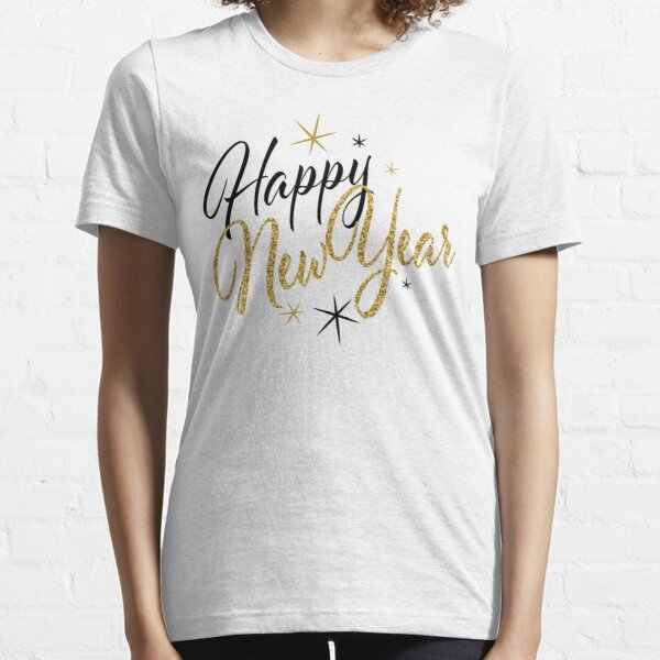 Happy new year Essential T-Shirt