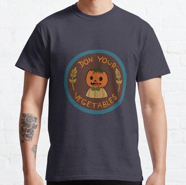 Pumpkin Person Classic T-Shirt