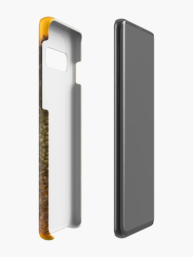 Alternate view of The Sunflower and the Bee Case & Skin for Samsung Galaxy