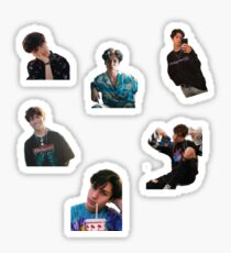 Chase Husdon Tik Tok Boy Sticker Pack Sticker