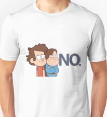 Gravity Falls - NO. T-Shirt