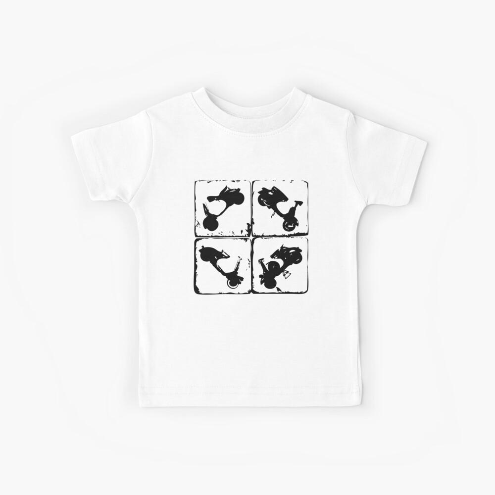 Vespa quattro Kinder T-Shirt