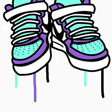 Air Force Ones - Purple and All by BrokenRenegade