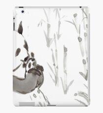 Panda Sumi-e  iPad Case/Skin