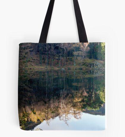 Reflections at Blea Tarn Tote Bag