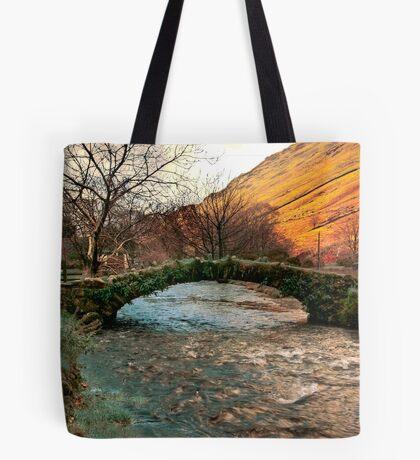 Packhorse Bridge - Wasdale Head Tote Bag