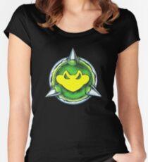 Battletoads - 8bit  Women's Fitted Scoop T-Shirt