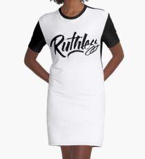Ruthless Graphic T-Shirt Dress
