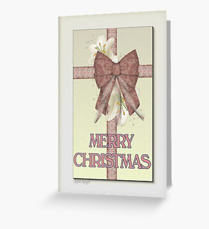 Merry Christmas 01 Greeting Card