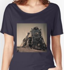 Steaming Women's Relaxed Fit T-Shirt