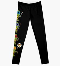 TMNT Chibis  Leggings